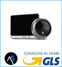 Videocitofono con Spioncino integrato Ezviz Dp1c Rilevamento IR