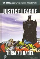 °JLA: DAS ERSTE JAHR TEIL #2° EagleMoss DC Graphic Novel Collection Band #11 HC