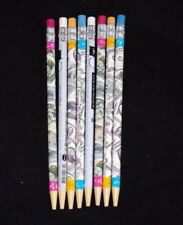 Set of 3 Mechanical Pencils with eraser automatic cute stationery novelty