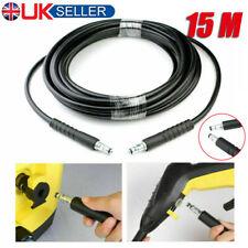 15M High Pressure Washer Hose Water Clean Pipe For Karcher K2 K3 K4 K5 K7 Series