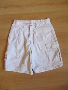 * bermuda dickies Blanc Taille 42 à - 59%