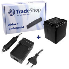 AKKU + LADEGERÄT f. Panasonic HDC-TM700 SDR-H20 SDR-H40