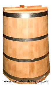 Water Butts, Wooden Barrels, Oak Barrels,Water Barrel