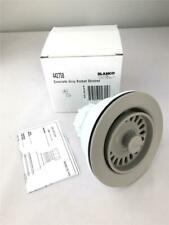 * Blanco Concrete Gray Basket Strainer Rust Resistant with Lock Mount 442758 NEW