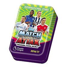 Premier League Season 2016 Football Cards