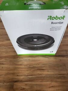 *EXCELLENT* iRobot Roomba E5 Wi-Fi Robotic Vacuum Works with Alexa-SAME DAY SHIP