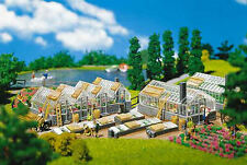 Faller 130213 - Small Garden Centre Plastic Kit  'H0' Gauge= 1/87 Scale T48 Post