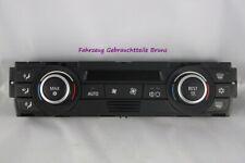 Klimabedienteil Klimabetätigung Bedienteil BMW 1er 3er Reihe 6411 9147299