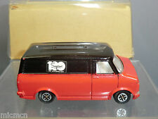"""Dinky Toys Modelo No.410 Bedford CF Simpsons"""" 1972 cennentail año """"VN MIB"""