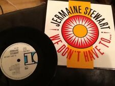 JERMAINE STEWART . WE DON'T HAVE TO .. 1985  . CLASSIC 1980's HIT
