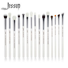 UK Eye Professional Make Up Brush Set Eyeliner Shadow Brow Blend Tool Jessup Kit
