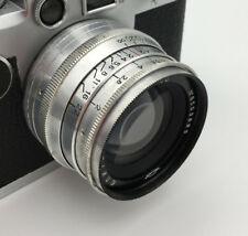 Jupiter-8 LTM 1968 Leica Thread Mount 50 mm F:2 Lens Sonnar Copy EXC from Fedka
