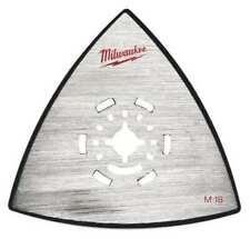 MILWAUKEE 48-90-2000 Oscillating Sanding Pad ,3-1/2 in.