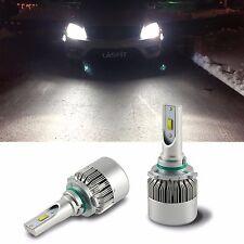 LASFIT LED 9006 HB4 Low Beam Fog Light Kit fits Toyota Avalon Corolla Camry
