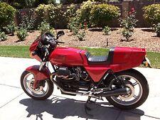 1987 Moto Guzzi Lemans