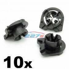 10x Scheda Porta GRUPPO Trim Clip Per Audi A3, A4, R8, Q7 8V0868243 TT ECC.