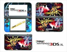 SKIN STICKER AUTOCOLLANT - NINTENDO NEW 3DS XL - REF 137 YU GI OH