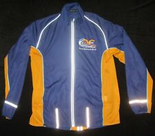 OC Orange County CALIF Marathon 10th Anniversary 2014 Technical Jacket Sz L