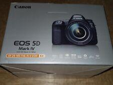 Brand New! Canon EOS 5D Mark IV, EF 24-105 f/4L IS II USM Kit
