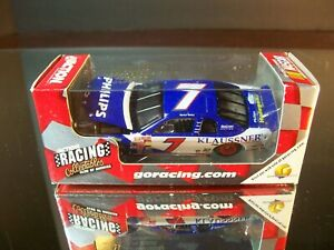 Michael Waltrip #7 Phillips Klaussner 1999 Chevrolet Monte Carlo RCCA 1:64 2,500