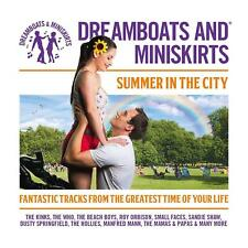 DREAMBOATS AND MINISKIRTS - SUMMER IN THE CITY 2CDs (NEW) 60s Hits