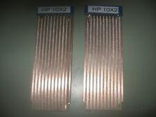 HP AGILENT 3580A Spectrum Analyzer 10X2  Board Extender Pair In KIT FORM (Riser)
