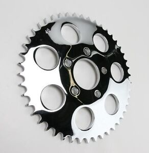"""51 Tooth 530 Conversion 0.23"""" Offset Dished Rear Sprocket Drag Specialties"""