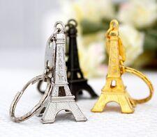France Paris Eiffel Tower souvenir keyring keychain joblot job lot (UK seller)