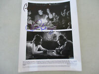 Halle Berry Christopher McDonald Signed Autograph Still Real Rich Man's Wife