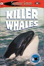 SeeMore Readers: Killer Whales by Seymour Simon (2002, Paperback) Level 1