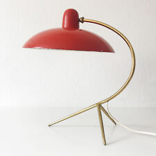 RARE Mid Century ITALIAN TABLE LAMP Desk Light STILNOVO Arteluce Arredoluce Era