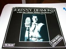 JOHNNY DESMOND WITH THE GLENN MILLER ORCHESTRA-A SOLDIER AND A SONG-LP-NM-MAGIC