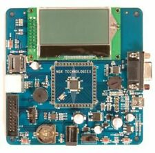 LPC11U14 ARM Cortex-M0 Board, 68x128 LCD, USB, RS232, PS/2