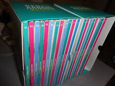 OPERA QUASI COMPLETA 22 DVD SU 24 RENZO ARBORE SHOWS 50 ANNI D'AUTORE SHOW