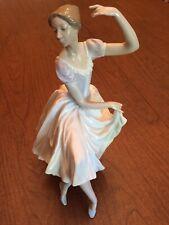 "Lladro Weay Ballerina 5275 Retired Figurine 11.75"" Tall Glossy Finish No Box"