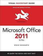Microsoft Office 2011 for Mac: Visual QuickStart Guide-ExLibrary