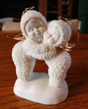"Dept 56 Snowbabies ""I Am Blessed With You"" - Figurine  #0728-4"