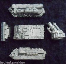 1999 Epic Imperial Guard Heavy Mortar Griffon Citadel 6mm 40K Warhammer 40000 GW