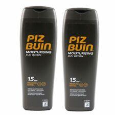 Piz Buin Moisturising Sonnenlotion SPF 15 mittlerer Schutz 2 x 200 ml Set