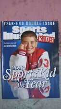 December 2013 Jack Wellman Sports Illustrated For Kids NO LABEL