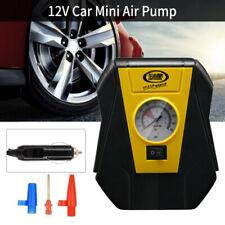 Heavy Duty Car Portable Tyre Air Compressor Pump Auto Tire Inflator Garage Tool