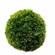 ca 20 cm Ø  Edel Liguster Buchbaumkugel künstlich Buchsbaum  Kugel wie echt!