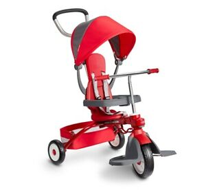 Radio Flyer EZ Fold 4-in-1 Stroll 'N Trike, Model #447