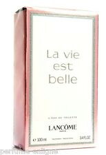 Lancome La Vie Est Belle EDT Spray 100ml Perfume for Woman 100%ORIGINAL Sealed*