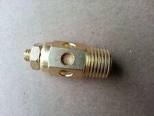"""Sintered Bronze Pneumatic Speed Control Muffler Silencer 1/4"""" NPT (Qty-5) 15020"""