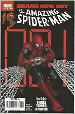 Amazing Spider-Man #548 : Marvel comic book : March 2008