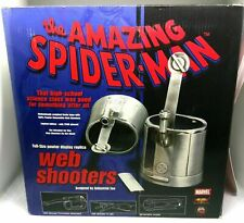 Spider-Man Web Shooters Pewter Display Replica Rare