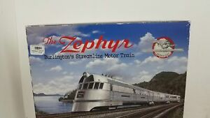 Concor Zephyrus Streamline Motor train