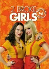 2 Broke Girls: The Complete Series All seasons 1-6 (DVD, 2017)