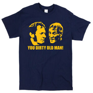 Steptoe and Son Inspired Dirty Old Man T-shirt - Retro British TV Fathers Tee